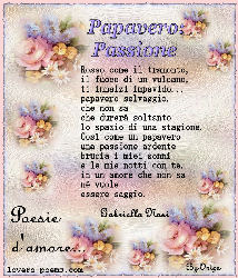 Poesia... amore... passione...