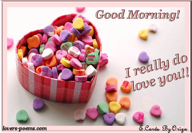 Valentines Good Morning
